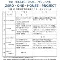 2016/3/30(水)『進化する工務店が取り組むゼロ・エネルギー・オンリー・ワン・ハウス』登録工務店募集セミナー